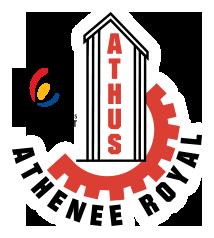 Logo Athénée Royal Athus